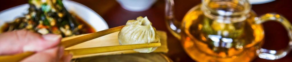 Dim Sum und Vorspeisen im Restaurant Peking Ente Berlin